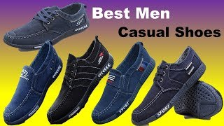 Best Casual Shoes for Men with Price | Top 5 Best Casual Shoes Under $30