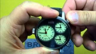 Glycine Airman 7 Crosswise Automatic Watch