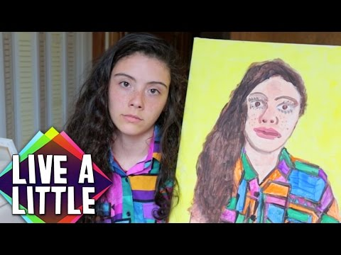 Candace Invades The Art World | Live A Little
