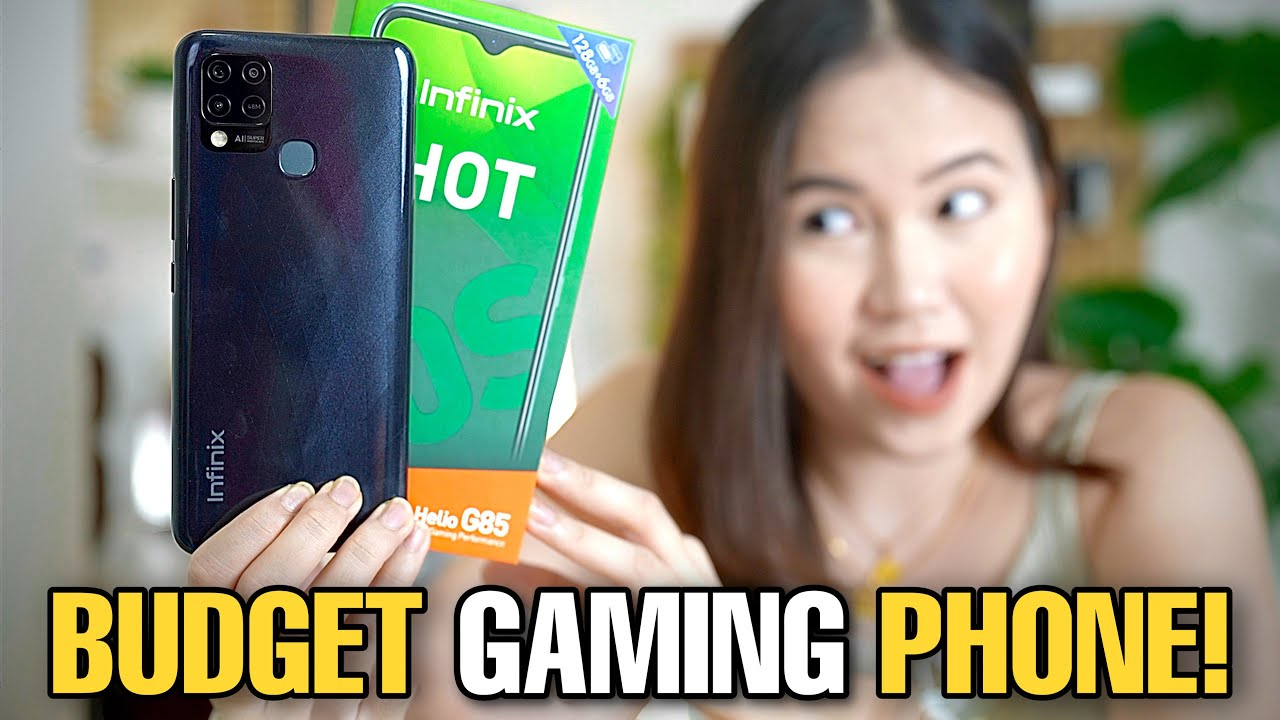 INFINIX HOT 10s: THIS DID NOT DISAPPOINT WITH G85 GAMING PROCESSOR!
