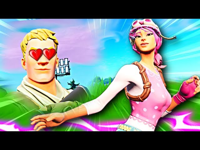 Default boi gets a girlfriend....