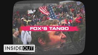 STEVE HACKETT – Fox's Tango (VISUALIZER VIDEO)
