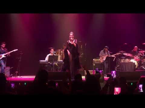 Natalia Jimenez - El sol no regresa - En Vivo Tour
