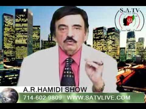 Da Sadae  Afghanistan TV Abdul Qayum Malim Munshee Shahre Kandahar Chee Meegoyad