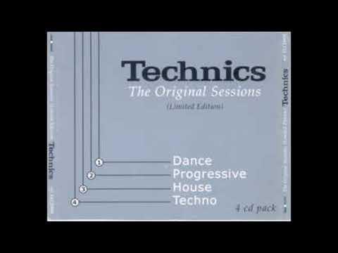 Technics The Original Sessions Vol 1 Dance
