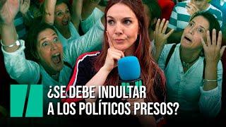 '¿Se debe indultar a los políticos presos?' Con Inés Hernand