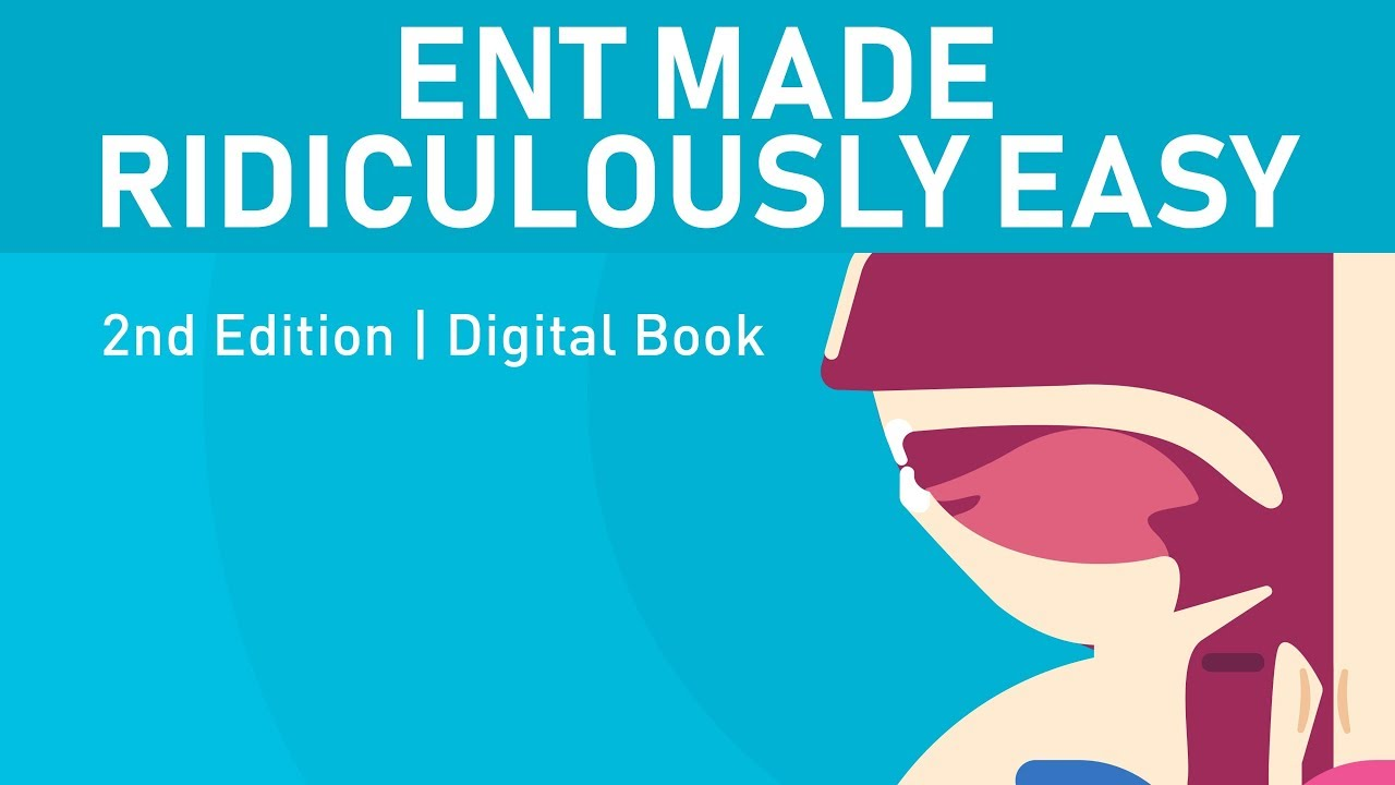 Download ENT Made ridiculously Easy | 2nd Edition | Digital Book