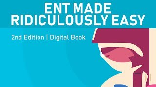 ENT Made ridiculously Easy | 2nd Edition | Digital Book