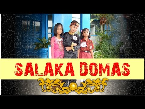 Salaka Domas - Lirik