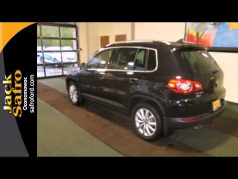 2011 Volkswagen Tiguan Madison WI Waukesha, WI #1374482 SOLD