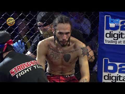 HRMMA 118 Fight 6 Ivan Pena vs Dominic VanCleve 135 Ammy