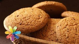 Как приготовить овсяное печенье - Рецепт от Все буде добре - Выпуск 388 - 08.05.14