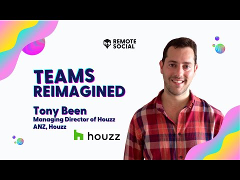 Tony Been Houzz How Leaders Can Better Prepare To Support Hybrid Teams Youtube