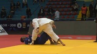Rude Judo Players 態度のよくない柔道選手