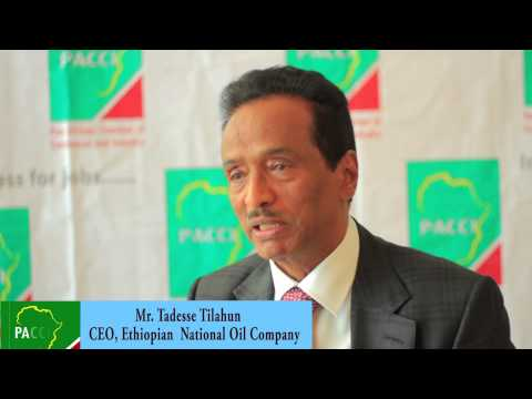 PACCI Interview with Ethiopian National Oil Company