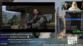 The Lord of the Rings: The Two Towers speedrun NEW WR 57min