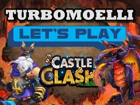 Schloss Konflikt Castle Clash #341