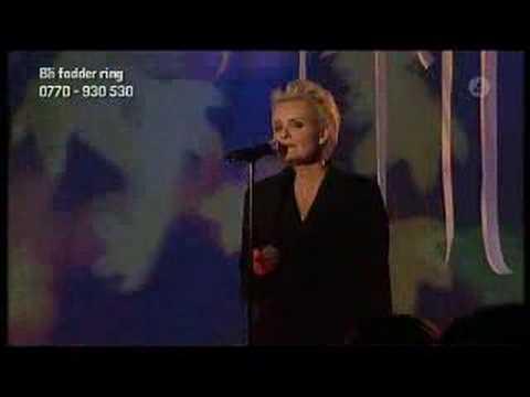 Eva Dahlgren - Skuggorna faller över dig (Faddergalan 10 år)