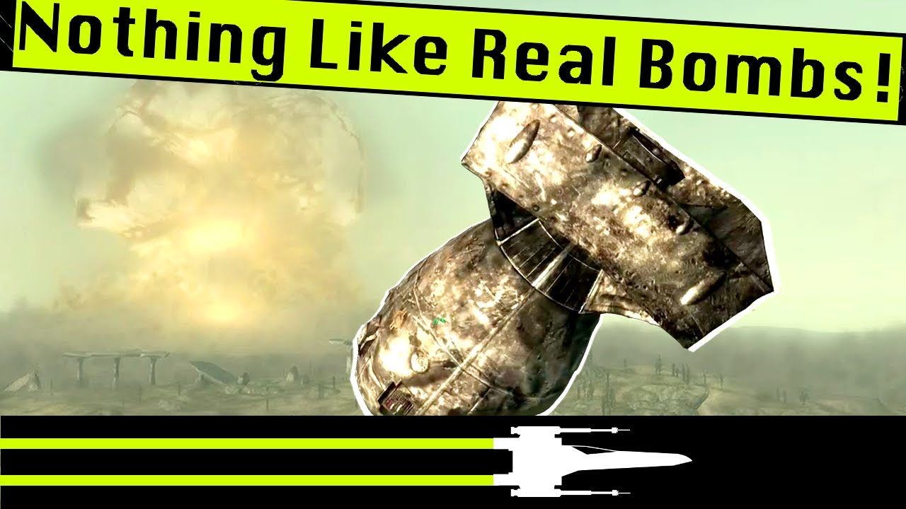 How Fallout Nukes Differ from Real Nuclear Bombs | Fallout Lore