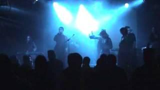 All The Ashes - Schwarz Macht Schlank (live at Matrix / Bochum, Germany)