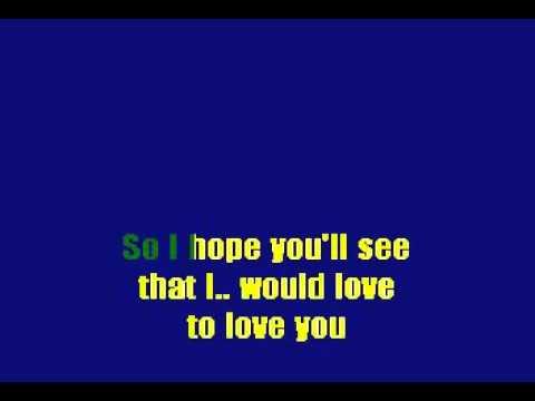 If I Fell   The Beatles   Karaoke