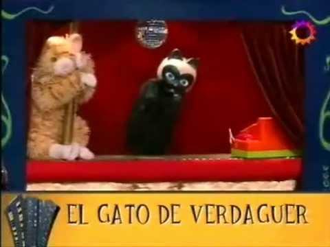 El Gato de Verdaguer. 1 Hora y media. COMPLETA temporada 2006. Por Roberto Pettinato Edición E.G.