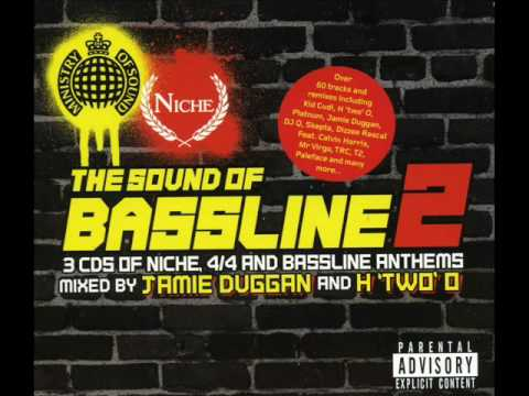Track 01 - Skepta - Duppy (Jamie Duggan Remix) - The Sound Of Bassline 2 - CD1