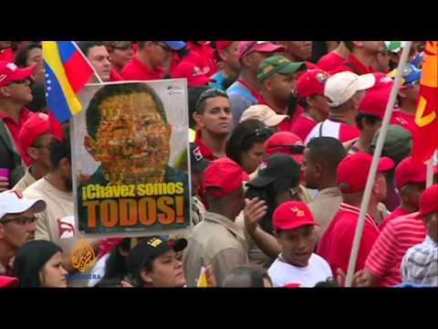Economic woes challenge Venezuela's president