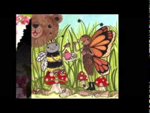 Kìa con bướm vàng-bé Khánh Hằng 4 tuổi.mpg
