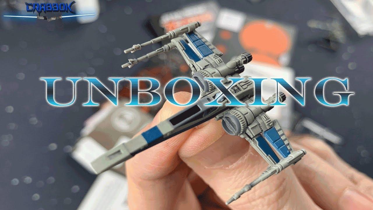 X-Wing 2.0 FFG NIB Resistance Conversion Kit Star Wars