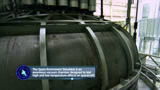 Video Snapshot: James Webb Space Telescope Flight Instrument Module Testing