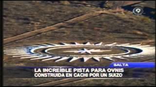 (Vídeo Nunca Visto) - Sobre Aterrizaje De Extraterrestre 2015
