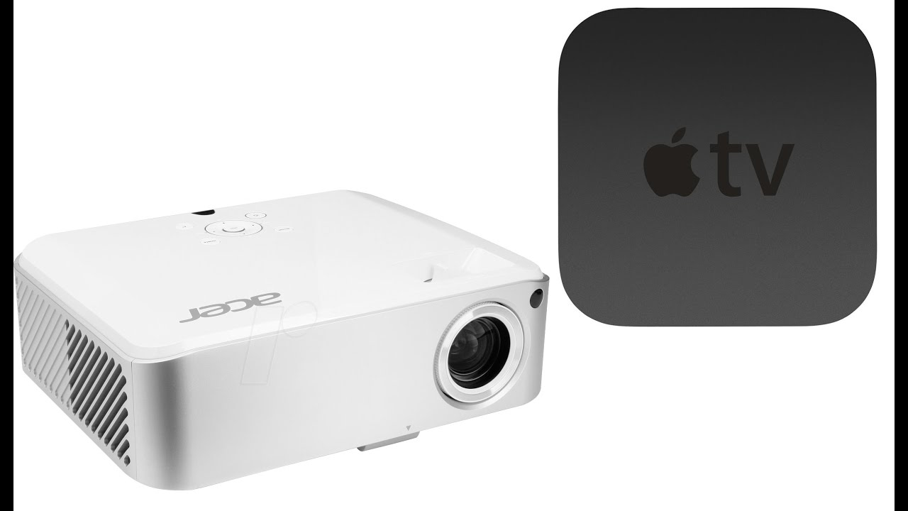 Acer h7532bd projector dlp full hd 3d ready test with for Proyector apple