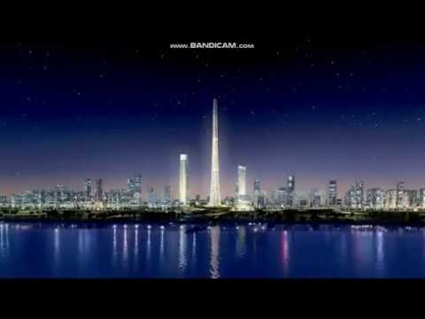 Wuhan Riverfront Erqi Tower Video (2)