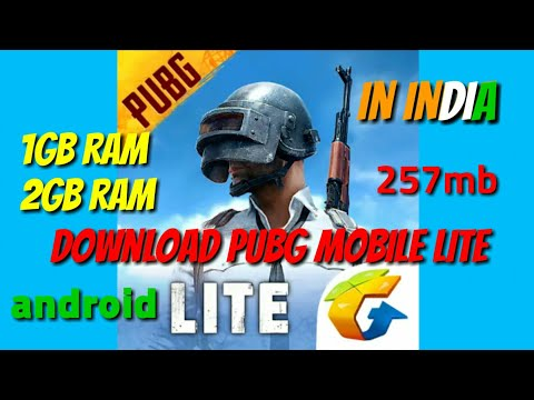 How to download PUBG LITE | On android | IN INDIA | PUBG FOR SMALL RAM