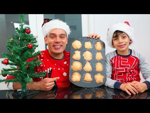 Jason learns how to make DIY Christmas Cookies!