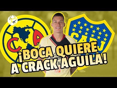 ¡LO QUIEREN! | Boca Jrs va por jugador del América | Los Pleyers