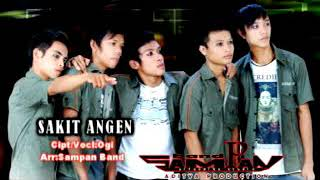Download Mp3 Sampan Band - Sakit Angen