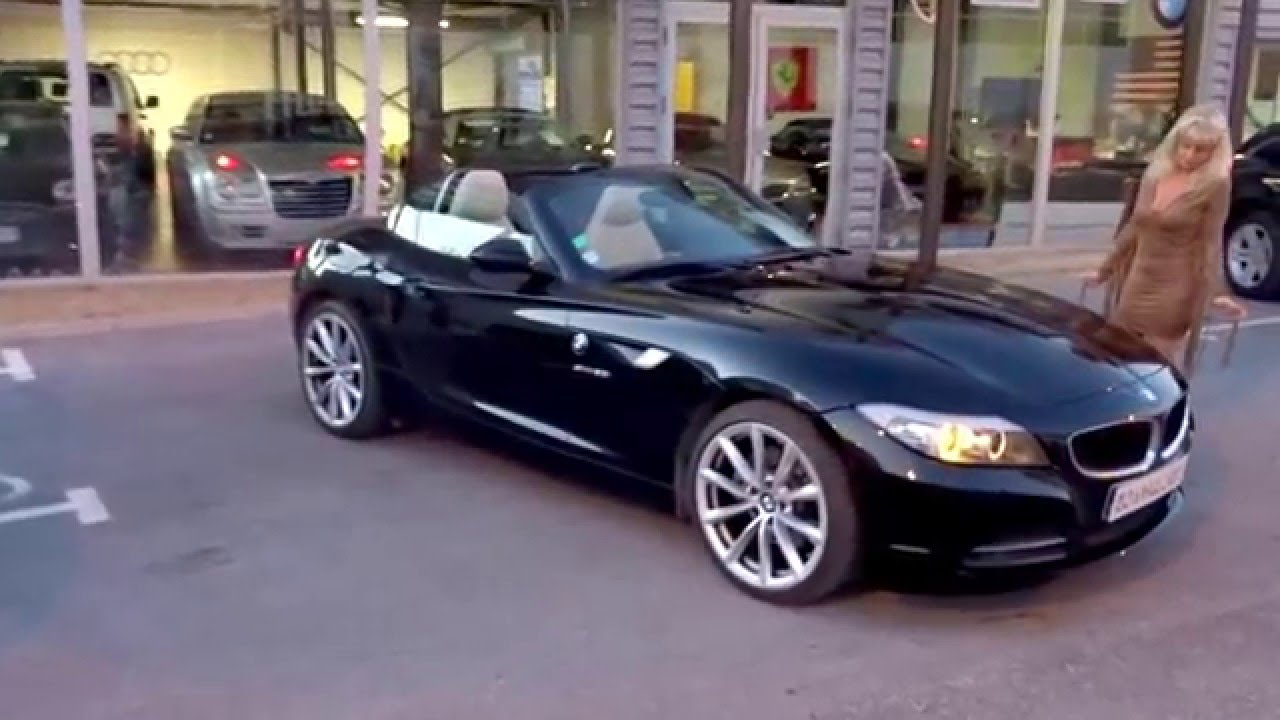 bmw z4 s drive 3.0 258 cv 2009 - youtube