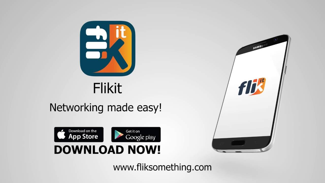 Flikit | Social Media & Business Card Contact Info Sharing Android ...