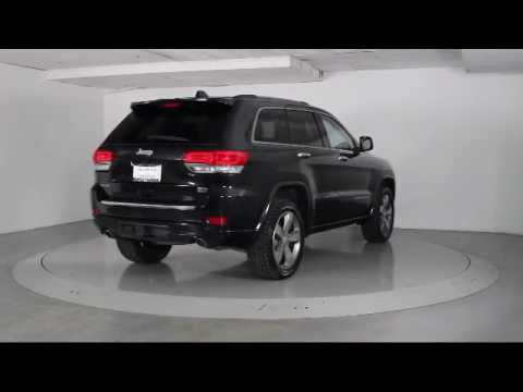 2014 Jeep Grand Cherokee Sport Utility Overland Miami  Fort Lauderdale  Hollywood  West Palm Beach