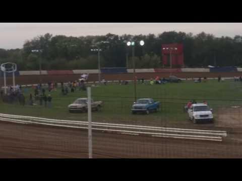 Jacob Allen Qualifying  Terre Haute Action Track