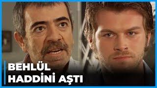 Adnan ve Behlül KAVGA Etti! - Aşk-ı Memnu 6.Bölüm