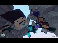 The Cycle Of Skywars [Minecraft Animation] (Set the video to loop mode)