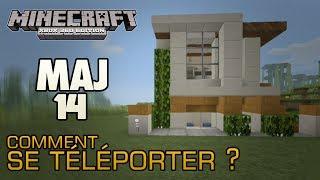 Minecraft XBOX/PS3: COMMENT SE TÉLÉPORTER ?  FR 