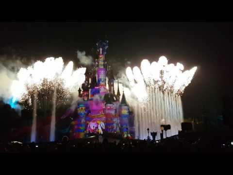 Disney Magic Dreams Magic Show 2017