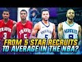 FROM 5 STAR HIGH SCHOOL RECRUITS TO BAD NBA DRAFT PROSPECTS WHAT HAPPENED TO AARON & ANDREW HARRISON