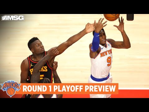 Knicks vs. Hawks playoff preview: Atlanta must decide how to slow ...