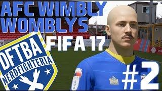 First Game of the Season!: FIFA 17 Wimbly Womblys #2
