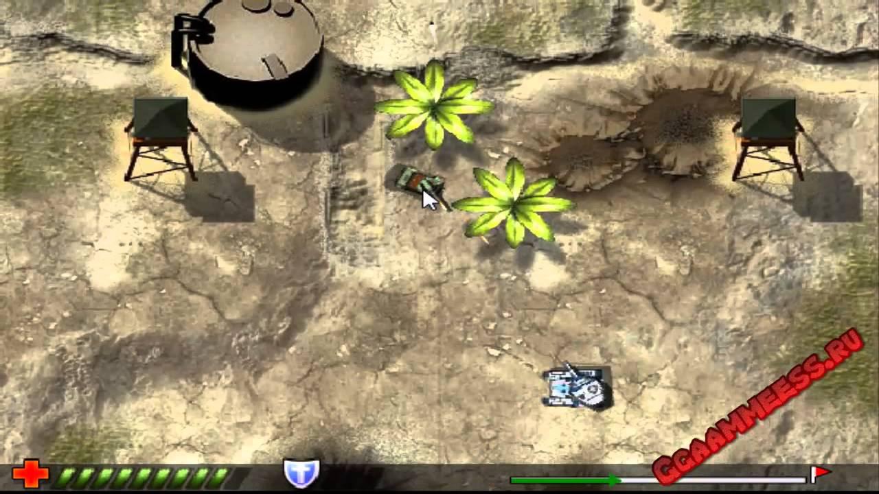 Игры для мальчиков Танки онлайн 5 - YouTube